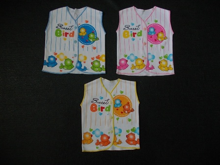 baju newborn kutung sweet bird