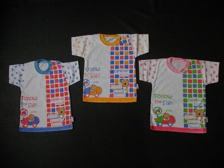 kaos lengan pendek mommy car